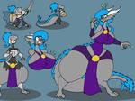 COM Knight Dragoness TfTg