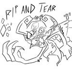 Midna Rip and Tear