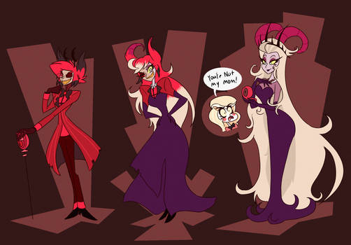 Alastor the Devil Queen TFTG