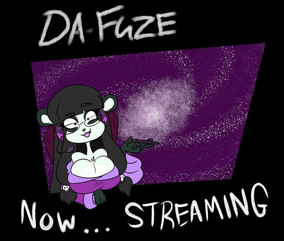 DaFuze Panda Streaming Alert