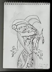 Big EYEEE hunty ARTIST2012!! by huntyARTIST