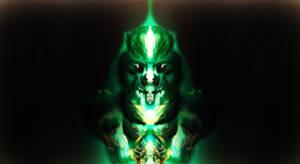 Creature `Speedy` by huntyARTIST
