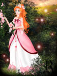 The princess Giselle