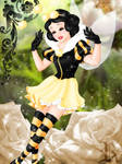 Snow White Bee Blancanieves