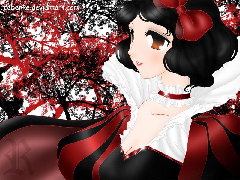 Images disney Clamp_Snow_White_Blancanieves_by_rebenke
