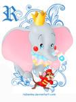 Dumbo in Carnival