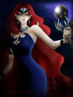 Sailor Moon Reina Beryl by rebenke