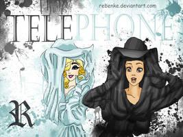 Telephone by rebenke