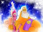 Hera y Zeus