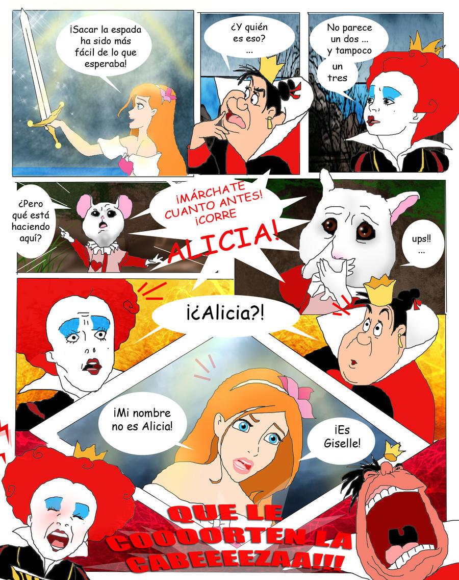 comic el diario de giselle 95 by rebenke