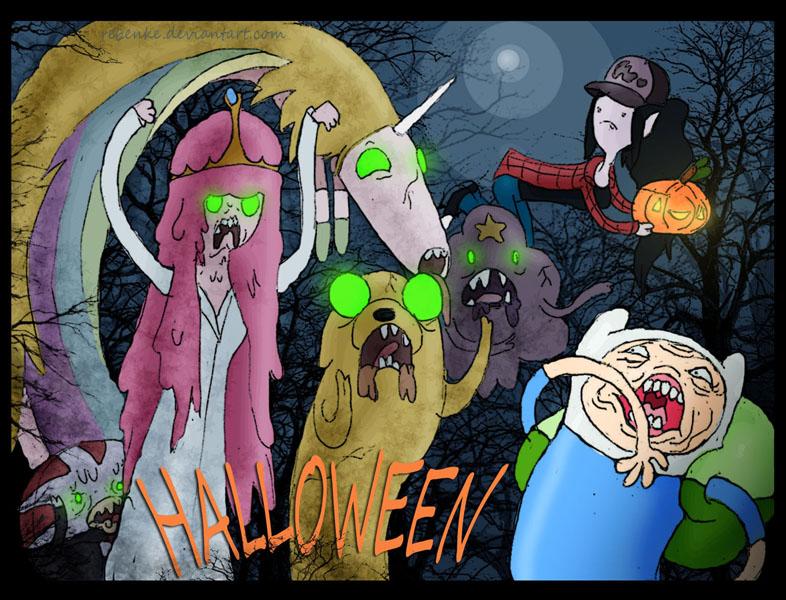 Halloween 2012 by rebenke