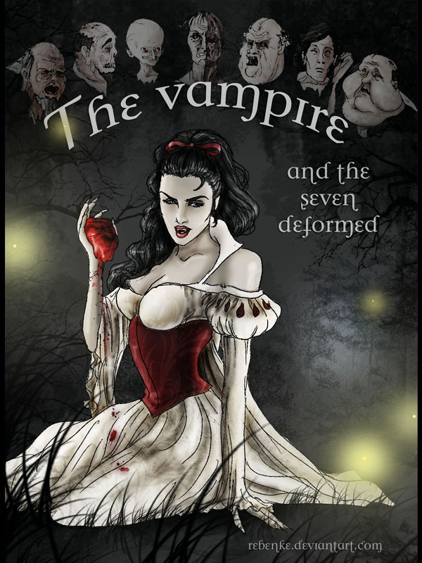 The vampire and the seven deformed by rebenke