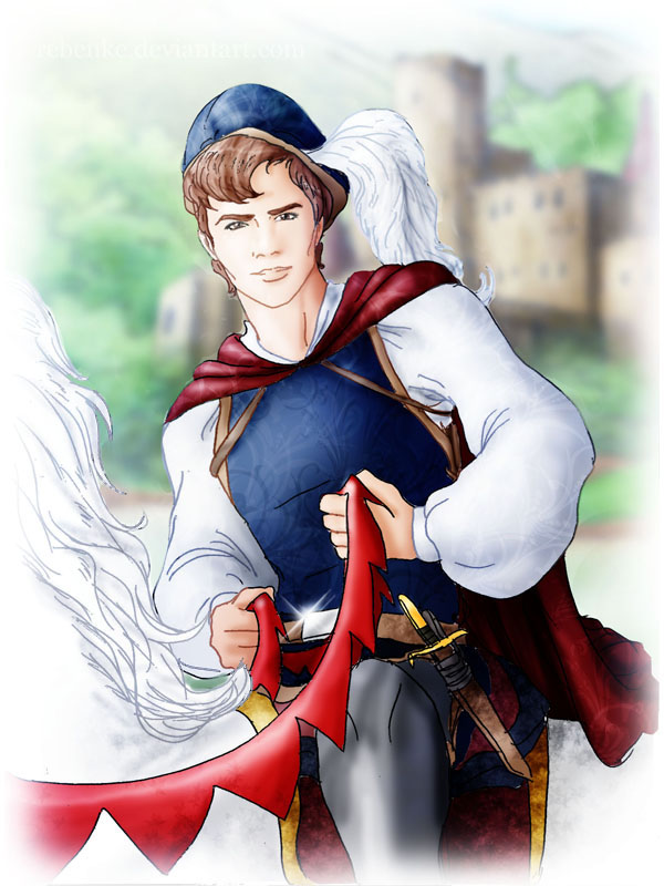 Aninimal Book: Prince Charming by rebenke on DeviantArt