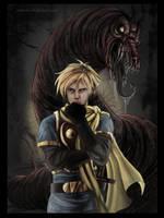 Isaac from Golden Sun by rebenke
