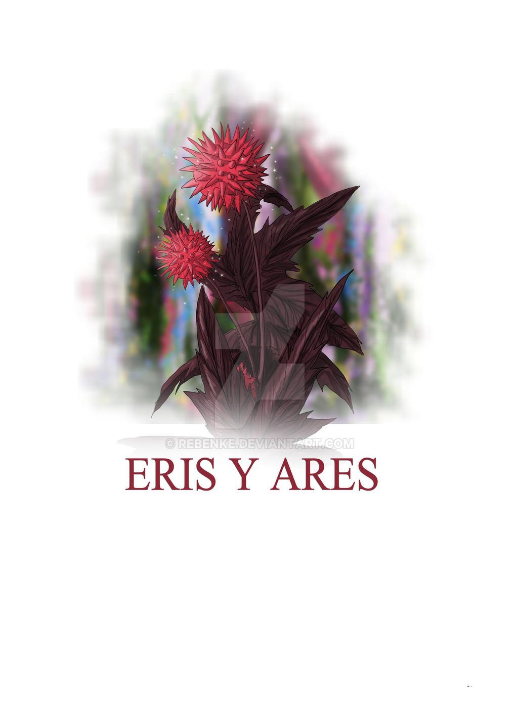 Eris y Ares II by rebenke