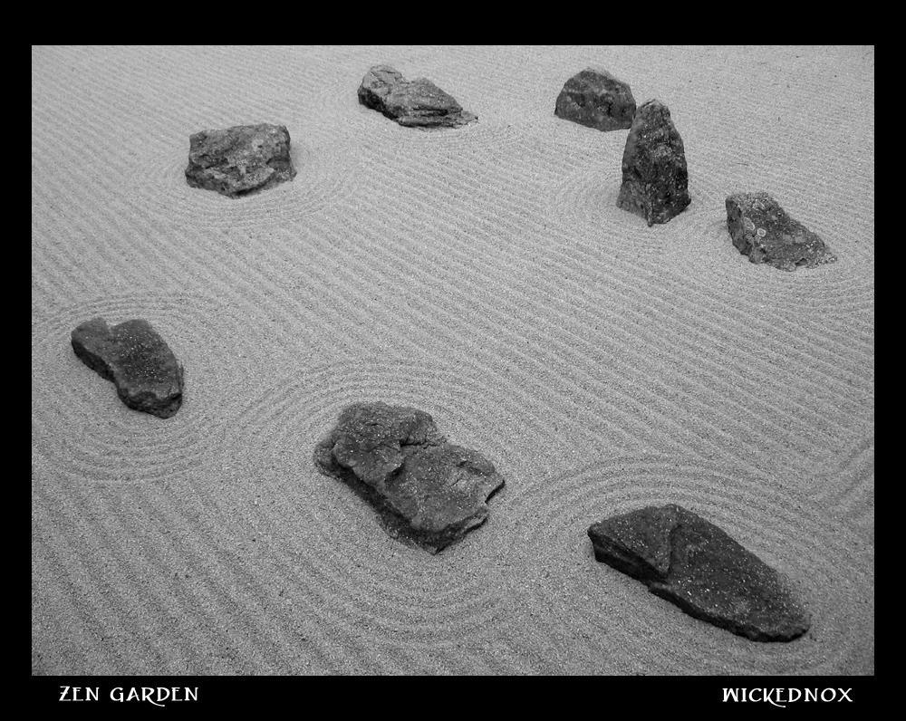 Zen Garden Photography Zen garden by wickednoxZen Garden Photography