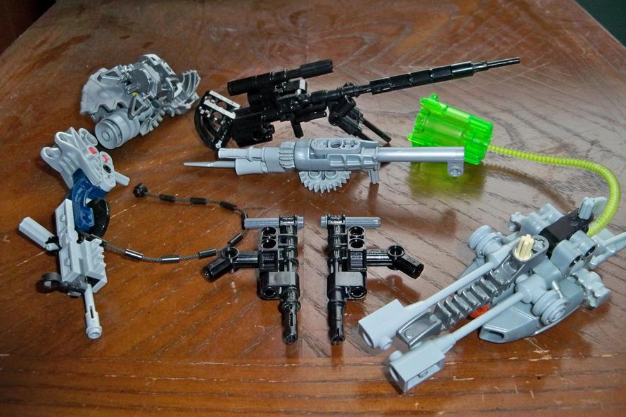Stelvak's Armory: Ranged Weapons by Stelvak