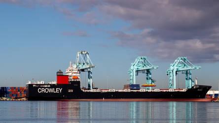 Crowley Ship
