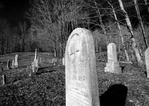 Ancient Tombstone