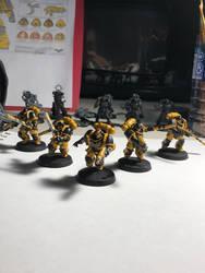 Venom drinkers first squad
