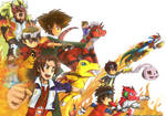 Digimon Side A
