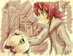 Eva and Irbimon