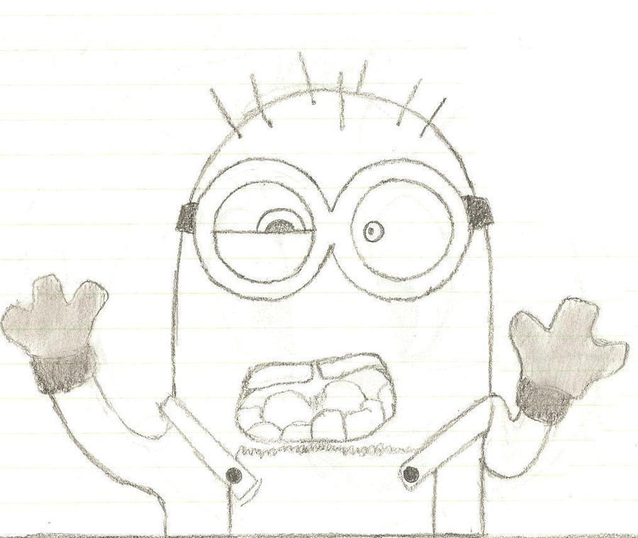 minions despicable me. Despicable me minion by