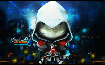 Ganadores Game Render #11 Sackboy_creed_by_dawidkilldeagons-d5y4lkr