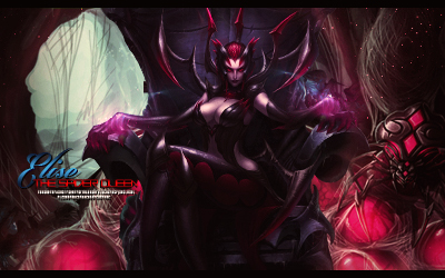 Inscripciones SOTW #12 League of Legends Elise_lol_by_dawidkilldeagons-d5yp09a