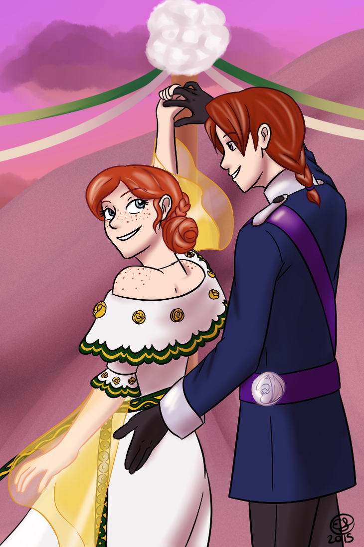 First Dance by LizDoodlez