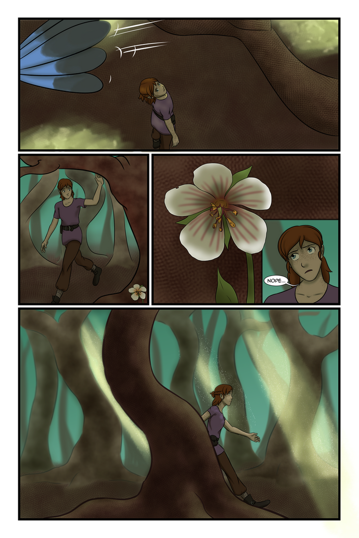 Tale of Kain Chptr1 pg5 by LizDoodlez