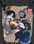 CR: Snuggle Pile 2