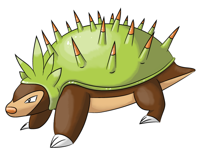 Chespin 3rd Evolution Chespin final evolution by