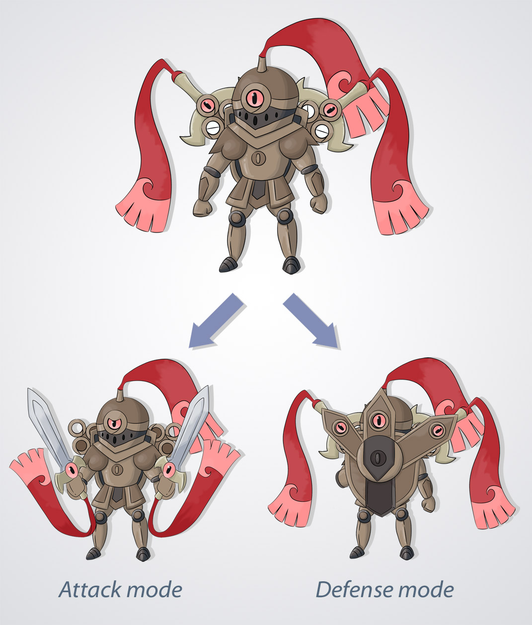 Doublade evolution by ...