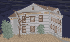 Pixel - Haunted House by djsoblivion1990