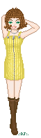 Doll - Selphie - Final Fantasy VIII by djsoblivion1990