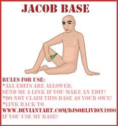 Base - Jacob seated by djsoblivion1990