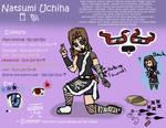 Shippuden Natsumi Uchiha Ref