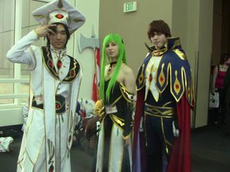 SakuraCon2011 Code Geass Group by BlueLightYing