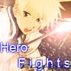 Hero Fights - Flynn - Vesperia by BlueLightYing