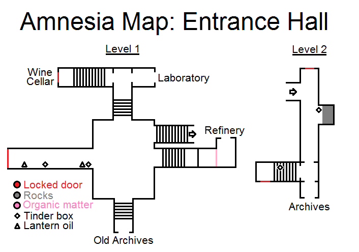 Amnesia Map Entrance Hall by HideTheDecay ...  sc 1 st  HideTheDecay - DeviantArt & Amnesia Map: Entrance Hall by HideTheDecay on DeviantArt