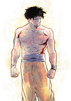 Son Goku, Dragonball