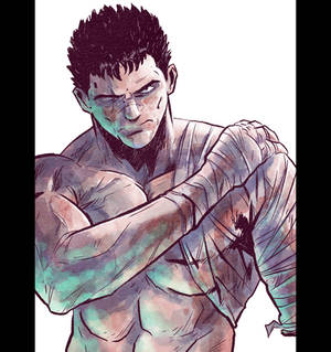 Gatsu, from Berserk