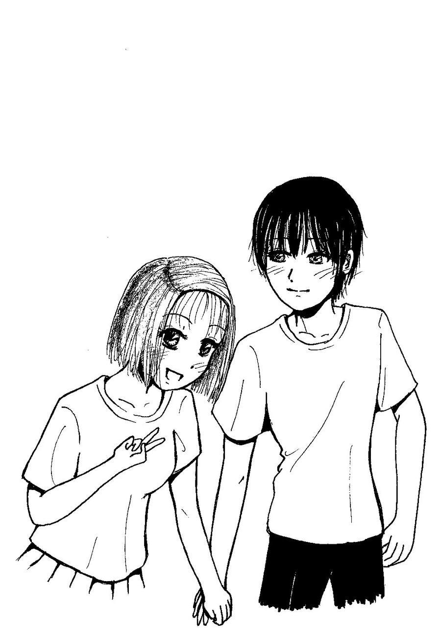 Yukino and Soichiro's photo by yuacat