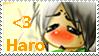Haro Stamp by Kikiine