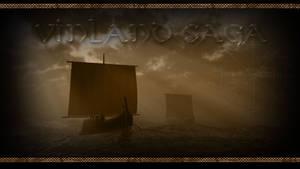 Vinland Saga - Vegvisir - Wallpaper by PlaysWithWolves