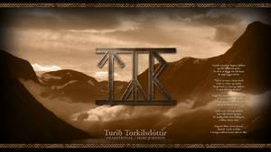 TYR - Turid Torkilsdottir Wallpaper by PlaysWithWolves