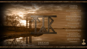 TYR - Dreams Wallpaper by PlaysWithWolves