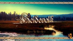 Heidevolk - Color - Wallpaper by PlaysWithWolves