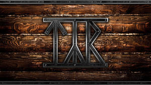 TYR - Wood - Wallpaper by PlaysWithWolves